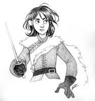 Arya Stark by Super-Chi