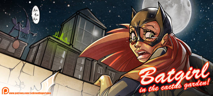 Batgirl's worst night...