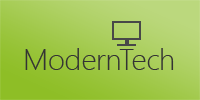 ModernTech Logo #1 by palhaiz