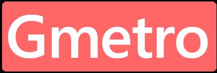 Gmetro Logo by palhaiz