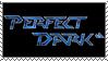 Perfect Dark Stamp by Viper1999