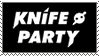 Knife Party Stamp by Viper1999