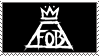 Fall Out Boy Stamp by Viper1999