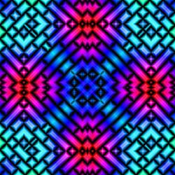Kaleidoscope Pattern Seamless by melissak78