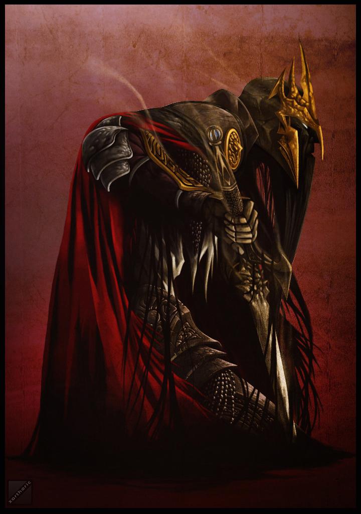 King by xarthoric