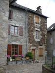 Stone house 3 courtyard
