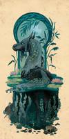 The Kelpie of Loch by blackBanshee80