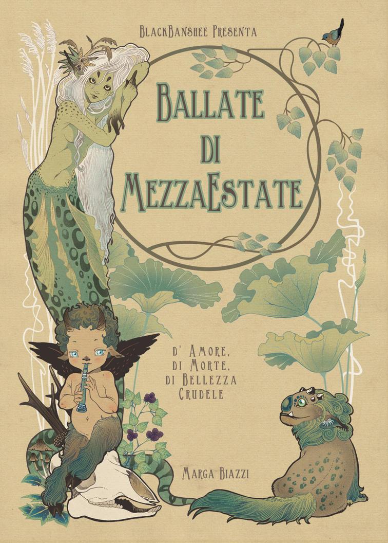 BALLATE DI MEZZAESTATE_cover by blackBanshee80