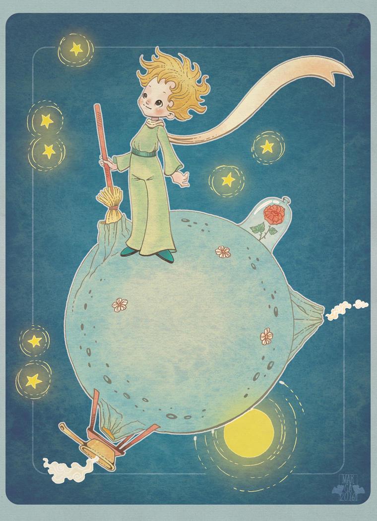 Mon Petite Prince 2016 by blackBanshee80
