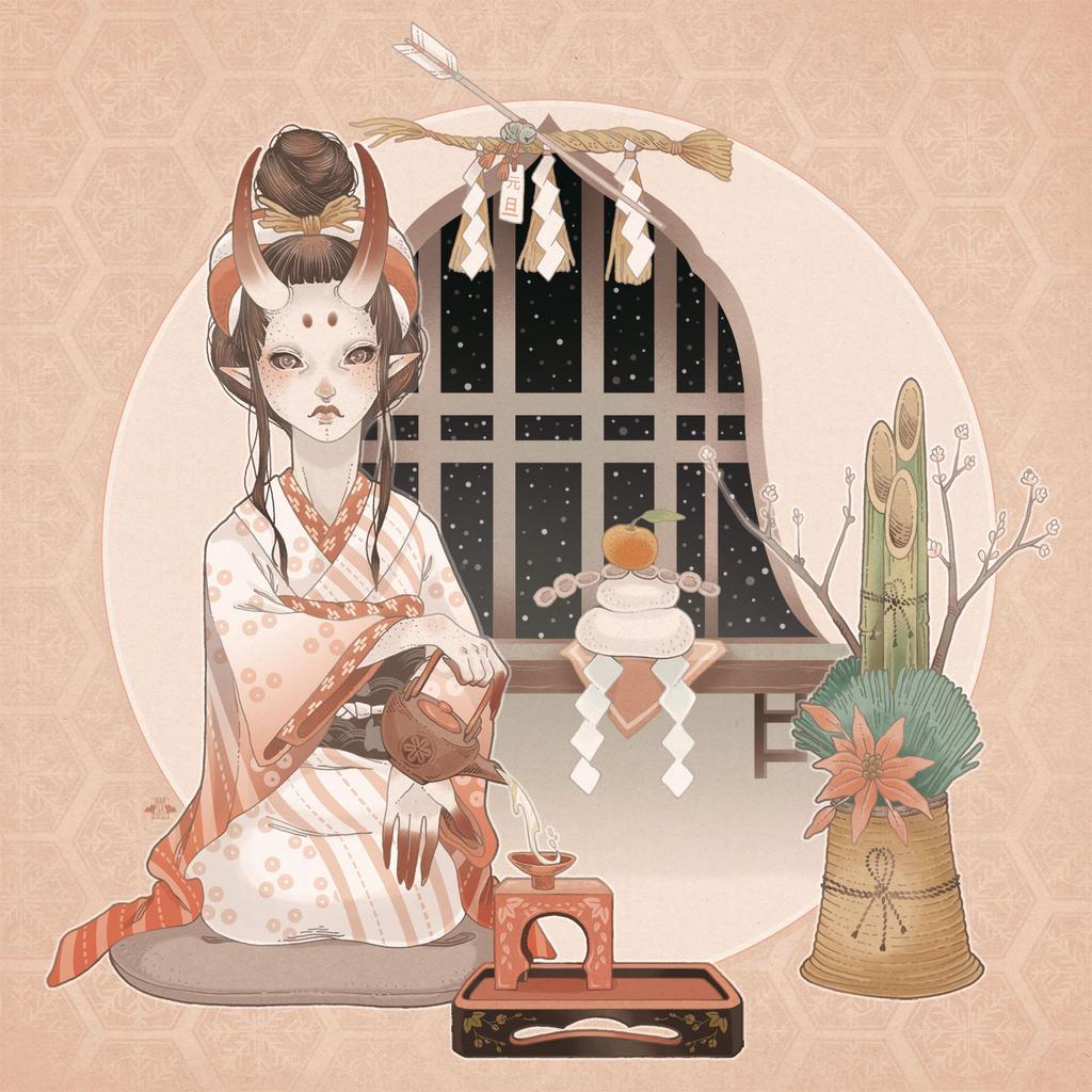 Ganjitsu by blackBanshee80
