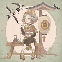 Tornano le rondini by blackBanshee80