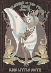 Miss Little Moth by blackBanshee80