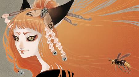 Akemi by blackBanshee80