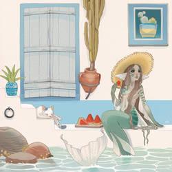 Calda giornata estiva by blackBanshee80