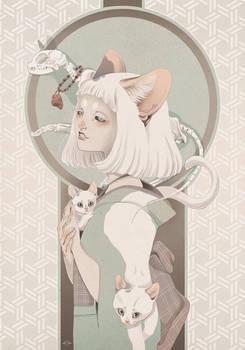 Feline Trancendence