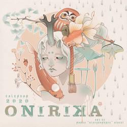 ONIRIKA cover