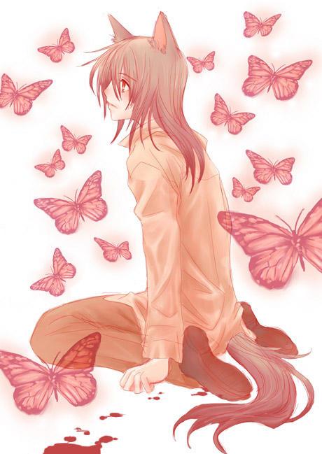 Loveless fantasy manga wallpaper