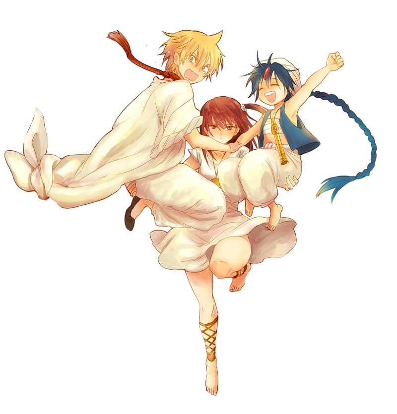 MAGI by Zoo-chan
