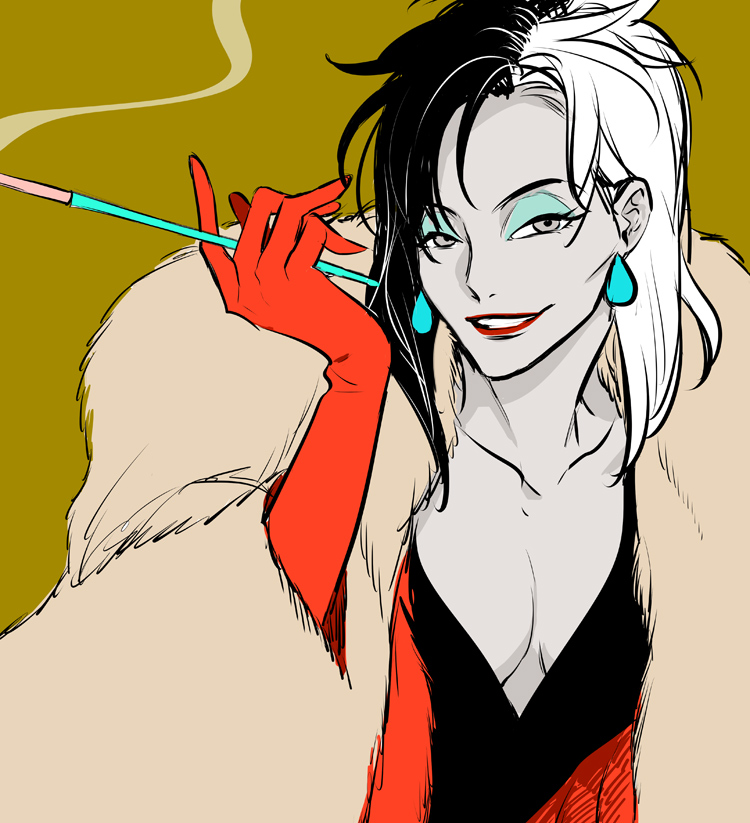 Cruella by Zoo-chan