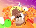 Smash Bros.: Mewtwo's New Pet