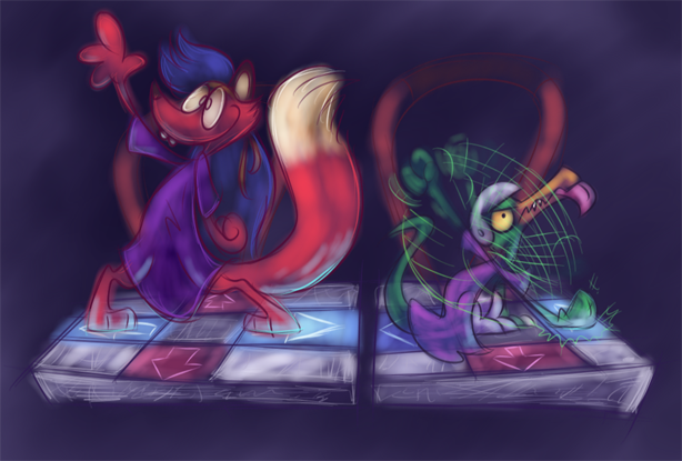 KICK YOUR BUTT AT NINTENDO by jazaaboo