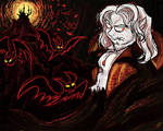 TSG Castlevania wallpaper by jazaaboo
