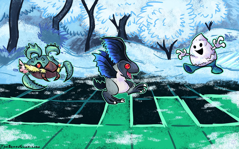 OILD: Frozen Grounds wallpaper