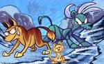 OILD: Ice Age wallpaper