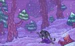 OILD: Winterspring wallpaper
