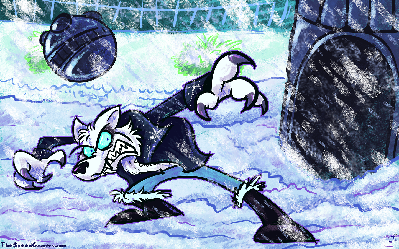 OILD: Let's Melt Snow by jazaaboo