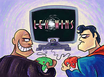 ProtonJon Let's Play: LEX WINS by jazaaboo