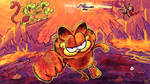 Garfield: FOREVER FIST