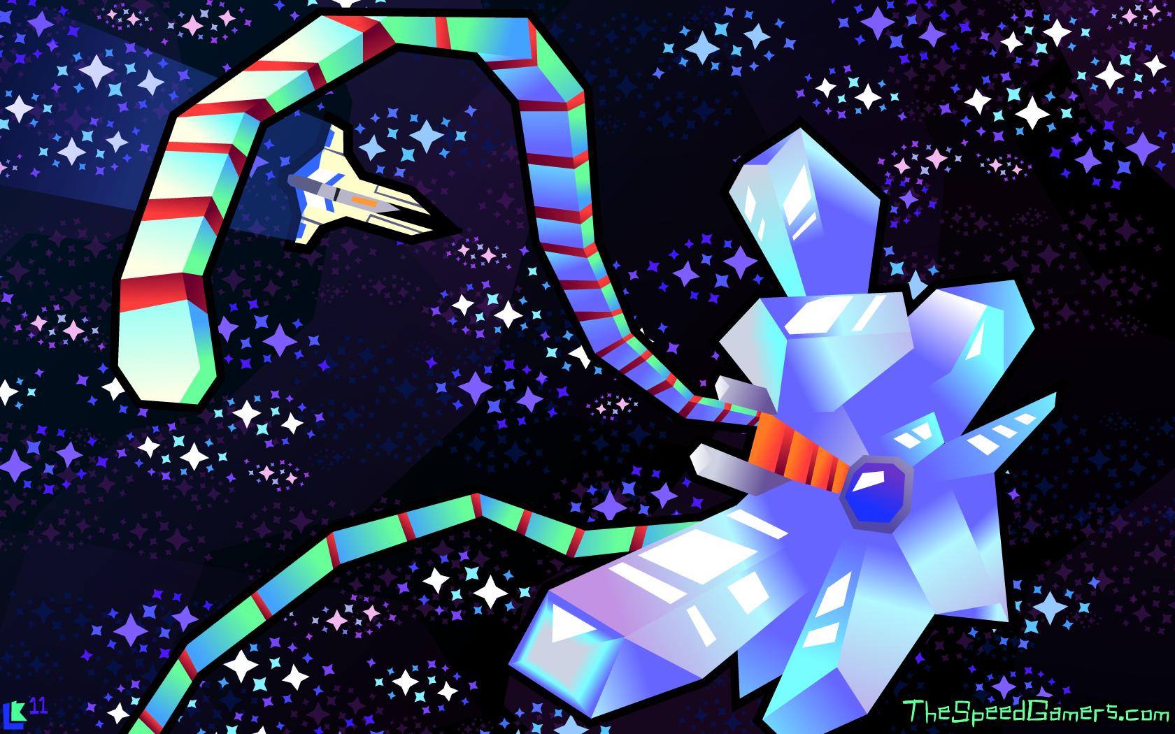 OILD: Crystal World