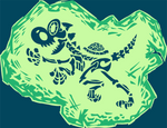 Dinosaur Land Fossil