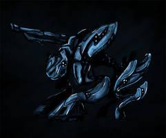 METAL GEAR CD-A by jazaaboo