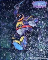 OILD: Chill Penguin by jazaaboo