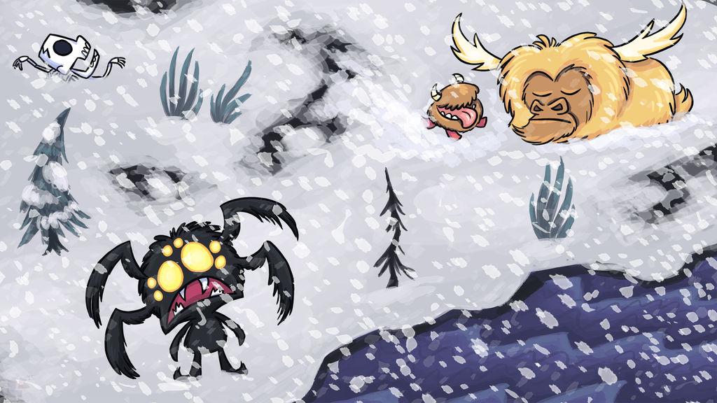 OILD: King of Winter