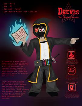 Character Design: Drevis
