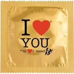 I __ YOU