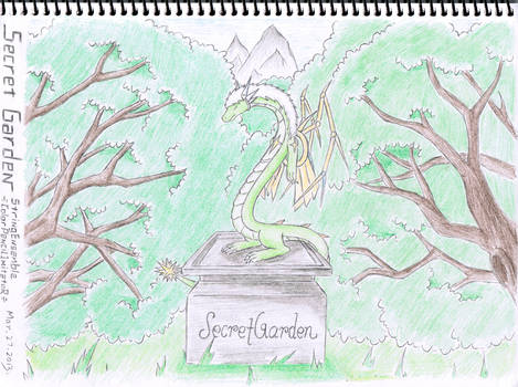 The Secret Garden - PencilImitatoR