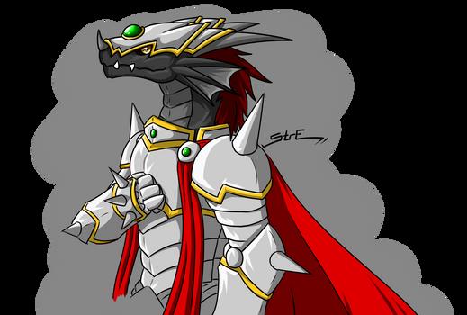 Zark the Dragon Knight