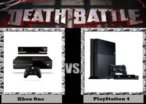 Death Battle Xbox One vs PS4