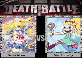 Death Battle Idea 1: Sailor Moon vs Star Butterfly