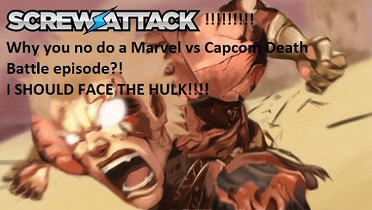 Asura's Reaction to Hulk vs Doomsday Death Battle. by BurningKikoken