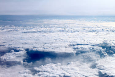 Up in the sky by selkieartz