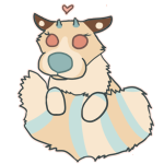 Chibi wibi tag for misfit by selkieartz