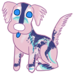 Chibi wibi tag for Cherry by selkieartz