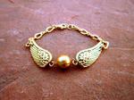 Golden Snitch Bracelet Variant 2