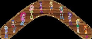 Equestria Girls Boomerang