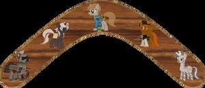 Fallout Equestria Boomerang